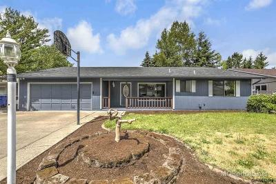 Salem Single Family Home For Sale: 4741 Serra Ct