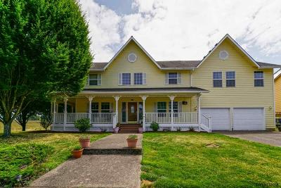 Sublimity Single Family Home For Sale: 110 SW Cascade Meadow Dr