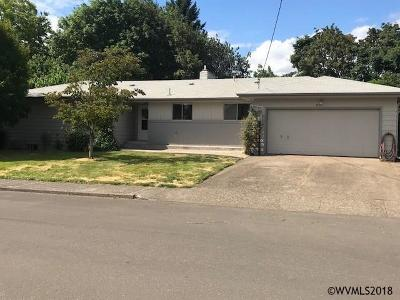 Keizer Single Family Home For Sale: 1929 Wiessner Dr