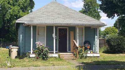 Albany Single Family Home For Sale: 1017 11th Av