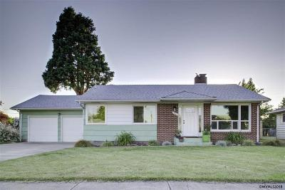 Albany Single Family Home For Sale: 1250 Center St