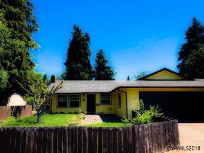 Keizer Single Family Home For Sale: 4054 Noon Av