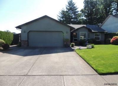 Salem Single Family Home For Sale: 5360 Landon St