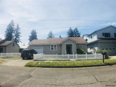 Sweet Home Single Family Home For Sale: 1885 Grape St