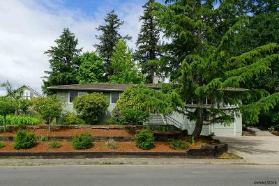 Monmouth Single Family Home For Sale: 450 Walnut Dr