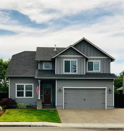 Keizer Single Family Home For Sale: 7847 Caleb St