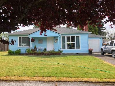 Albany Single Family Home For Sale: 1320 Chestnut St