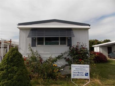 Salem Manufactured Home For Sale: 5422 Portland Rd #43