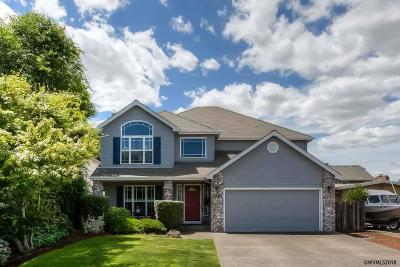 Keizer Single Family Home Active Under Contract: 7889 Oneil Rd