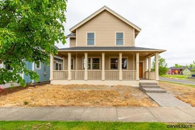 Monmouth Single Family Home For Sale: 708 Martin Wy