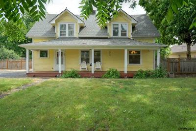 Sweet Home Single Family Home For Sale: 2265 Long St