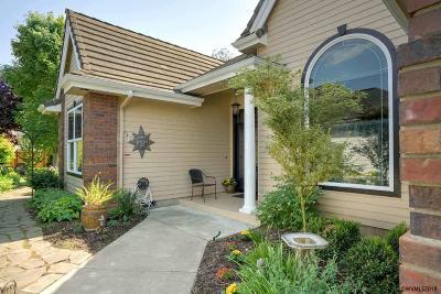 Keizer Single Family Home Active Under Contract: 644 Casper Lp