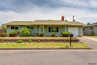 Albany Single Family Home For Sale: 1625 Powell St