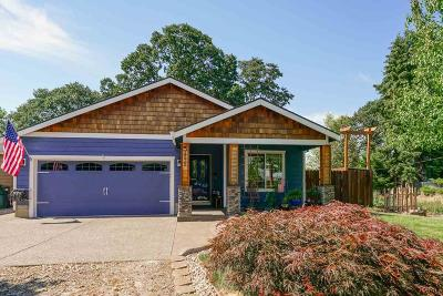 Keizer Single Family Home Active Under Contract: 1575 Leo St