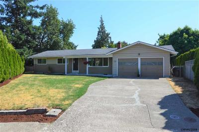 Keizer Single Family Home Active Under Contract: 776 Evans Ct N