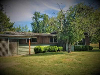 Monmouth Single Family Home For Sale: 14010 McCaleb Rd
