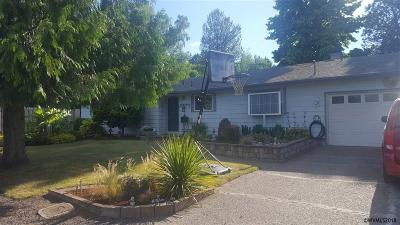 Salem Single Family Home For Sale: 3179 19th Pl