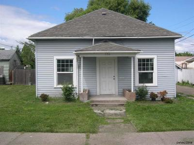 Independence Single Family Home For Sale: 536 Fourth St