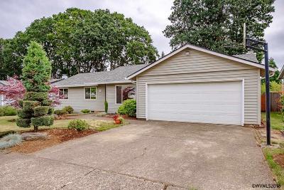 Salem Single Family Home For Sale: 5578 Boundary Dr