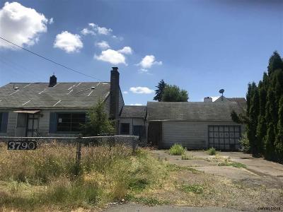 Salem Single Family Home For Sale: 3790 Blossom Dr
