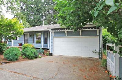 Salem Single Family Home For Sale: 3320 Holiday Dr