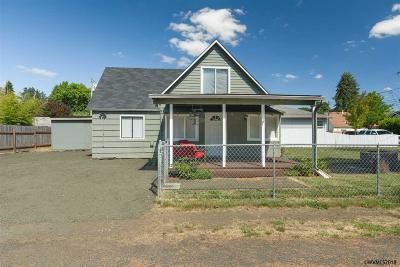 Albany Single Family Home For Sale: 1539 Lincoln St