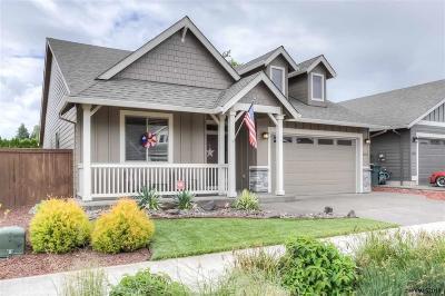 Keizer Single Family Home Active Under Contract: 1192 Lydia Av