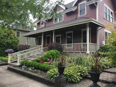 Monmouth Single Family Home Active Under Contract: 1169 Gwinn St