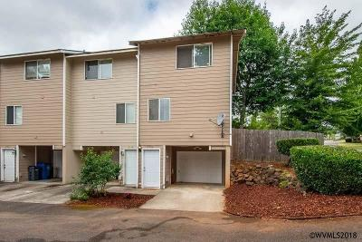 Salem Condo/Townhouse For Sale: 2150 Maplewood Dr