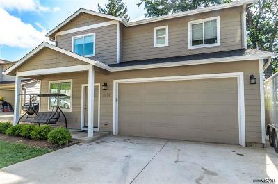 Salem Single Family Home For Sale: 2864 Glen Creek Rd