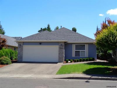 Keizer Single Family Home Active Under Contract: 6664 Brookhollow Ct