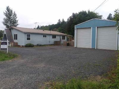 Turner Single Family Home Active Under Contract: 14371 Marion Rd