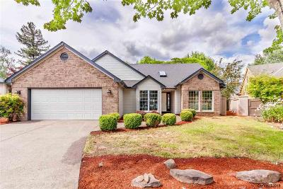 Woodburn Single Family Home Active Under Contract: 2351 Miller Ct