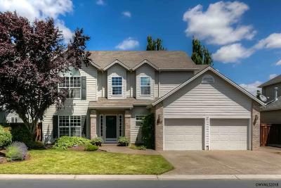 Keizer Single Family Home Active Under Contract: 773 Lakefair Pl