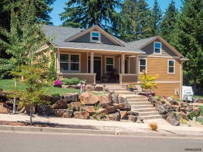 Sweet Home Single Family Home Active Under Contract: 350 Boulder Ridge Dr