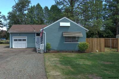 Keizer Single Family Home Active Under Contract: 5092 Newberg Dr