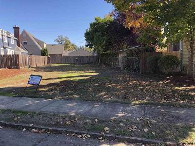 Salem Residential Lots & Land For Sale: 21st (500 Block) St