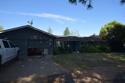Woodburn Single Family Home For Sale: 5719 S Schneider Rd