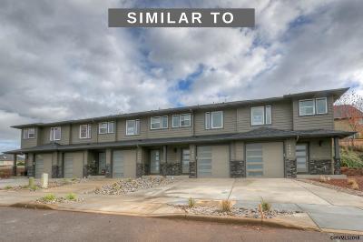 Salem Condo/Townhouse For Sale: 5984 Belknap Spring St