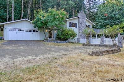 Monmouth Single Family Home Active Under Contract: 39189 Military Rd