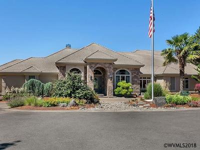 Salem Single Family Home For Sale: 4320 Croisan Ridge Wy