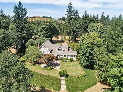 Salem Single Family Home Active Under Contract: 2151 Bunker Ridge Rd