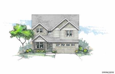 Keizer Single Family Home For Sale: 5418 Bernard St