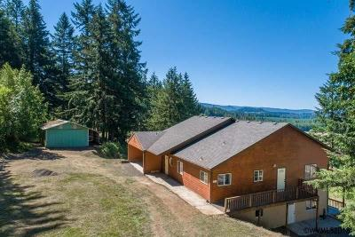 Stayton Single Family Home Active Under Contract: 43600 Highway 226