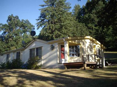 Monmouth Manufactured Home For Sale: 6080 Cooper Hollow Rd
