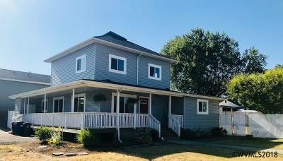 Sublimity Single Family Home Active Under Contract: 355 S Center St