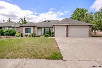 Keizer Single Family Home For Sale: 622 Springridge Dr