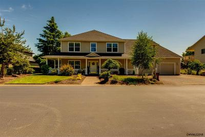 Keizer Single Family Home Active Under Contract: 858 Crystal Springs Ln
