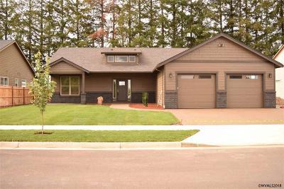 Stayton Single Family Home For Sale: 2197 Deer Av