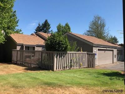 Salem Condo/Townhouse Active Under Contract: 6630 Huntington Cl